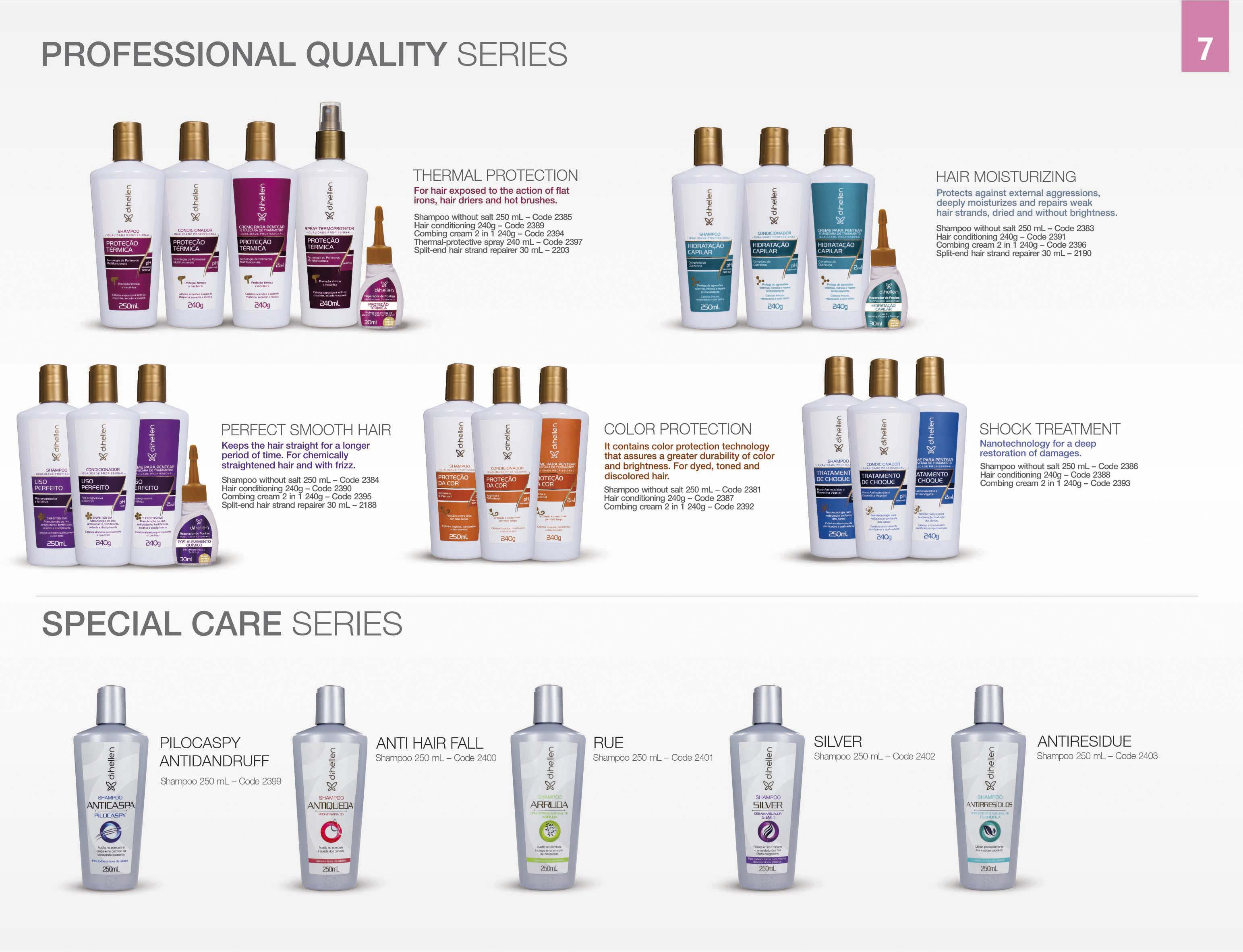 Products Catalogue (INGLES)